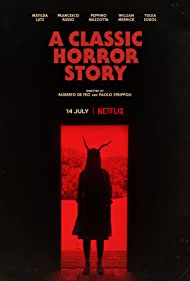 A Classic Horror Story soundtrack
