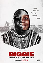 Biggie: I Got a Story to Tell soundtrack