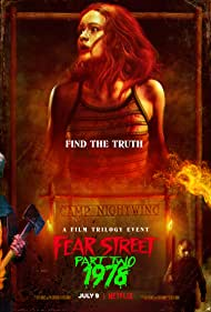 Fear Street Part Two: 1978 soundtrack