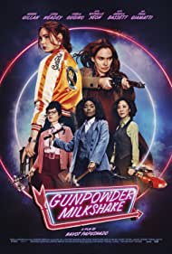 Gunpowder Milkshake soundtrack