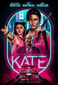 Kate soundtrack