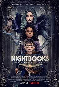 Nightbooks soundtrack