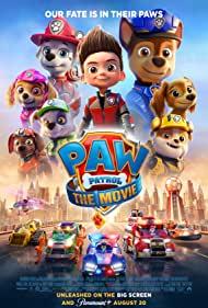 PAW Patrol: The Movie soundtrack
