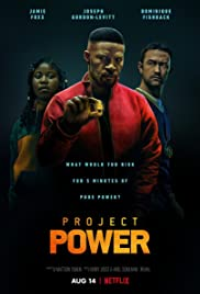 Project Power soundtrack