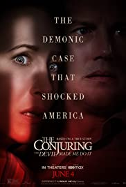 The Conjuring: The Devil Made Me Do It soundtrack