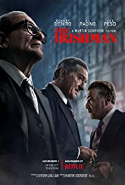 The Irishman soundtrack