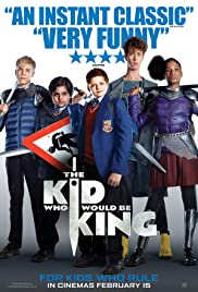 The Kid Who Would Be King soundtrack
