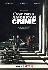 The Last Days of American Crime soundtrack