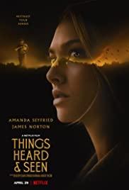 Things Heard & Seen soundtrack